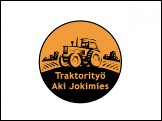 Traktorityö Aki Jokimies logo (MK-monitoimi)